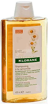 Klorane Klorane Champú Camomila 400 ml
