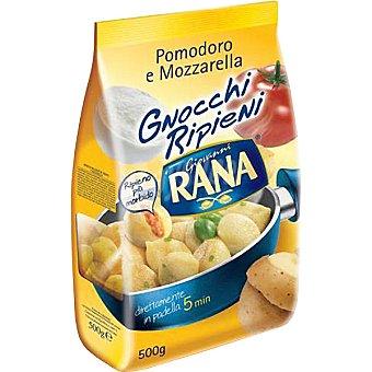 GIOVANNI RANA Gnocchi fresco relleno de tomate y mozzarella Bolsa 500 g