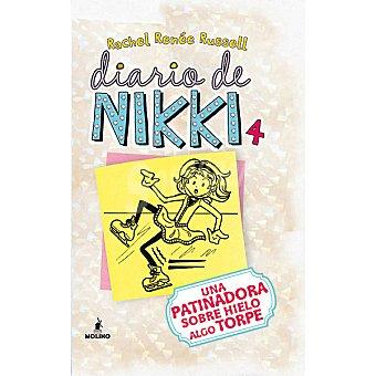 MOLINO Diario de Nikki 4: Una patinadora sobre hielo algo torpe +6 años 1 Unidad