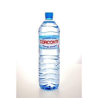 Corconte Agua mineral Botella 1.5 l