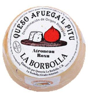 La Borbolla Queso de vaca Afuega Pitu Grao Rojo 400.0 g.