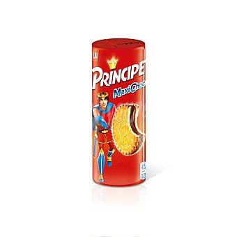 Príncipe Maxi Choc galletas rellenas de chocolate Paquete 250 grs