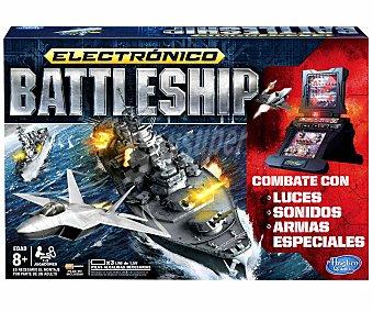 HASBRO Juego de Mesa Battleship Electrónico 1 Unidad