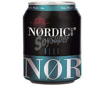 Nordic Mist Tónica blue Lata de 25 cl