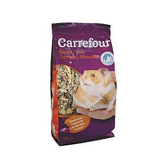 Carrefour Comida para Hamsters 800g 800 gr