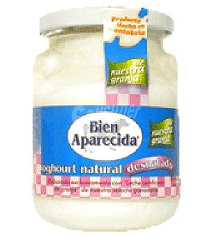 Bien Aparecida Yogur desnatado natural 250 g