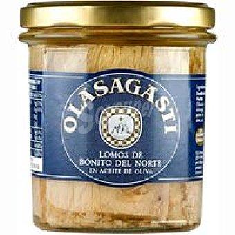 Olasagasti Lomos de bonito en aceite de oliva Frasco 220 g