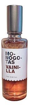 Monogotas Colonia mujer vainilla Botella de 70 cc