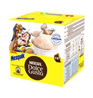 Dolce Gusto Nescafé Nesquik 16 capsulas 304 G