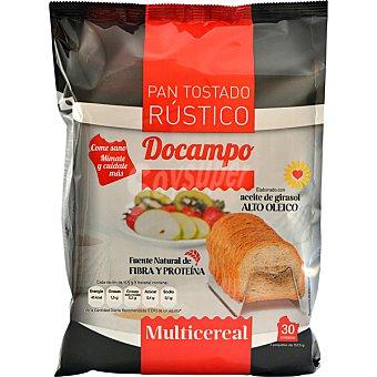DOCAMPO Pan tostado rústico tradicional Paquete 315 g