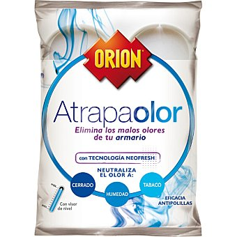 Orion Antipolillas atrapaolor pinza 2 ud