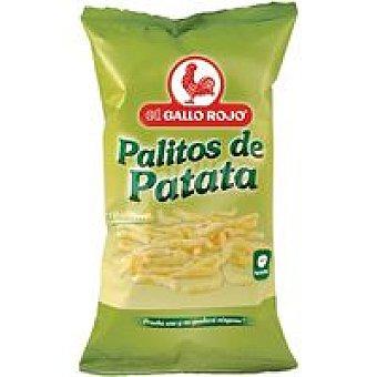 El Gallo Rojo Palitos de patata Bolsa 175 g