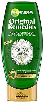 ORIGINAL REMEDIES Acondicionador oliva mítica nutrición extrema para cabello reseco y sensibilizado Frasco 200 ml