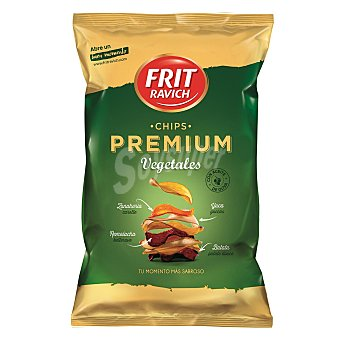 Frit Ravich Chips premium vegetales Bolsa 90 g