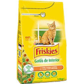 Purina Friskies Comida para gatos urbanos 1.5 KGS
