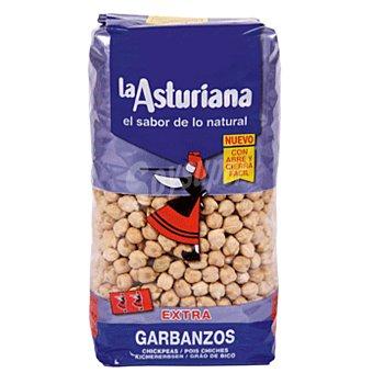 La Asturiana Garbanzo extra 2 siluetas 1 kg