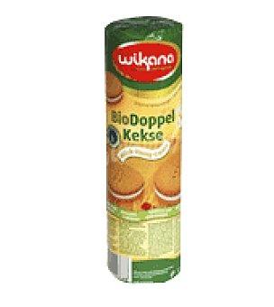 Wikana Sandwich galleta con crema leche y miel bio 330 g