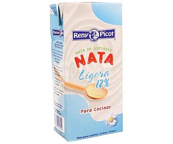 Reny Picot Nata líquida para cocina ligera Brik 1 l