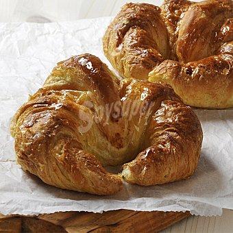 Carrefour Croissant Bandeja de 4 unidades