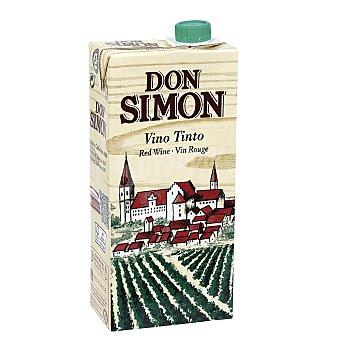 Don Simón Vino Tinto de mesa Brik 1 l