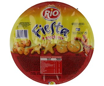 Rio Galleta salada fiesta Bandeja 150 g