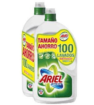 Ariel Detergente Líquido pack de 2x50 lavados