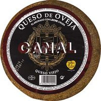 Canal Queso Oveja Viejo 11-12 M 1kg