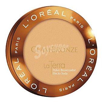 L'Oréal Polvos Compactos Glam Bronze 02 1 ud