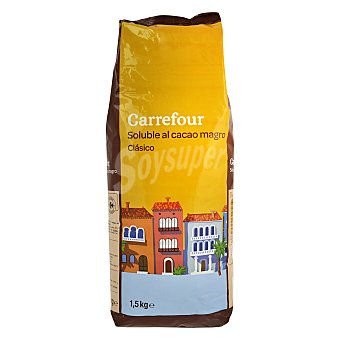 Carrefour Cacao soluble 1,5 kg