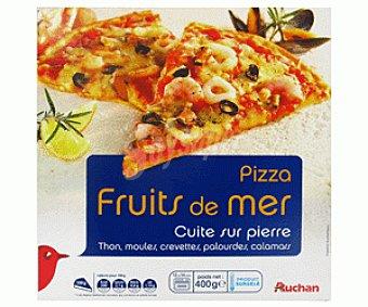Auchan Pizza Fruti Di Mare 400g