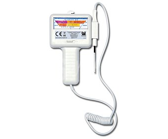 BESTWAY Analizador electrónico de cloro y PH. Funciona con 1 pila AA no incluida 1 unidad