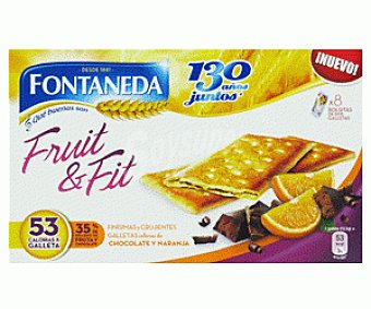 Fontaneda Galleta B. choc/nj 6x32g