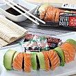 Roll de salmón 8 Piezas  dragon