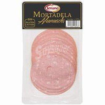 Carnicas Serrano Mortadela ahumada Sobre 100 g