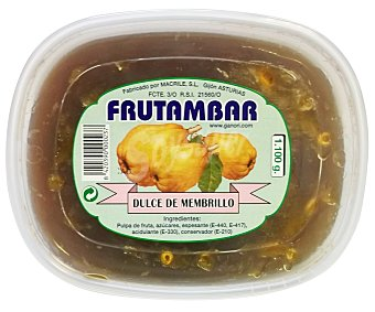 Frutambar Dulce de Membrillo 1100 Gramos