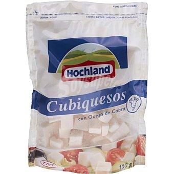 Hochland Cubiquesos Queso en dados de cabra bolsa 150 g