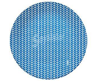 ARC Plato de postre de 18 centímetros en color azul, ARC.