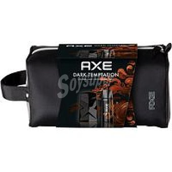 Axe neceser deo fm dark t +edt100ml 150ml