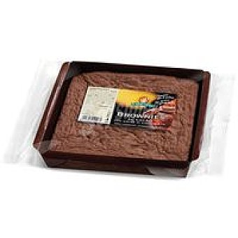GECCHELE Brownies al cacao bandeja 300 g