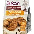 mini cookies de salvado de avena con chocolate baja materia grasa  envase 100 g Dieta Dunkan