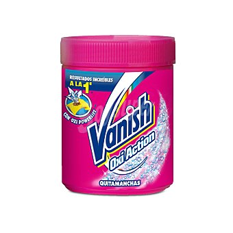 Vanish Quitamanchas Oxi-Action Bote 1 kg