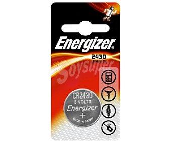 Energizer Pila litio CR2430 1 unidad