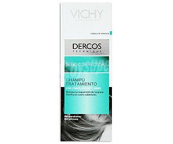 Vichy Champú sebocorrector cabellos grasos Envase 200 ml