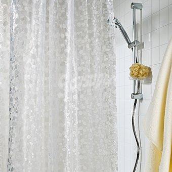 CASACTUAL Ema cortina de baño transparente