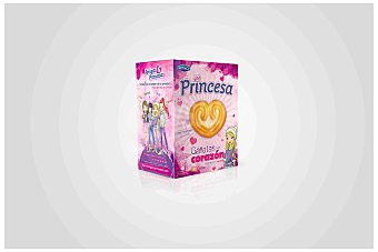Artiach Galleta Princesa Caja 120 g