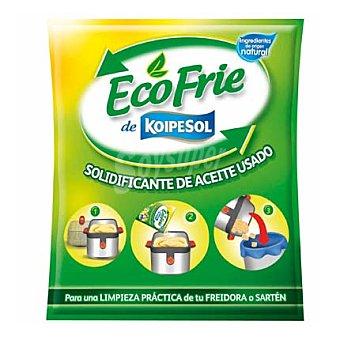 Koipesol Solidificador de aceite usado EkoFrie sobre 80 g