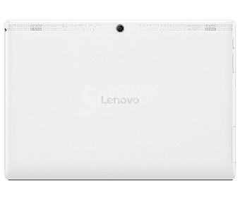 Lenovo Tablets con pantalla de 10.1'' TAB2 A10-30F Blanca, procesador: Quad Core, Ram: 1GB, almacenamiento: 16GB ampliable mediante microsd, resolución: 1280 x 800px, cámara frontal y trasera, Android 5.1