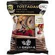 Pan tostado con frutos rojos Martiko 80 g La Gavilla