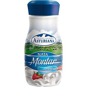 Central Lechera Asturiana Nata líquida para montar Bote 200 ml