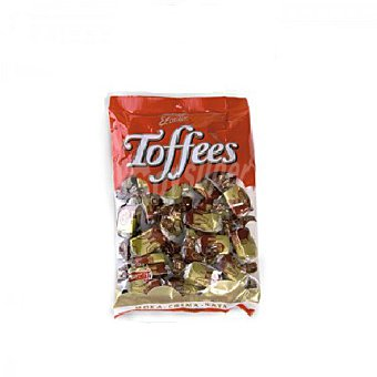 El Avión Caramelos Toffees y Nata 170 g